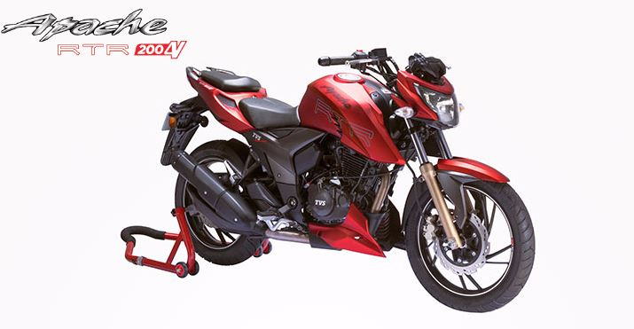 Tvs Apache Rtr 160 Reviews Price Specifications Mileage
