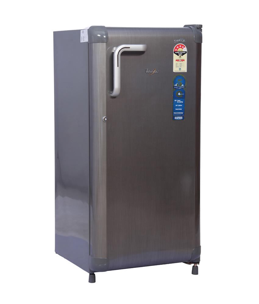 Whirlpool single door refrigerator hc photos images and for 1 door chiller