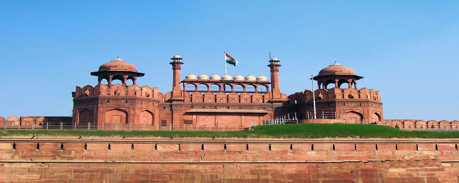 The Red Fort New Delhi Readmeindia
