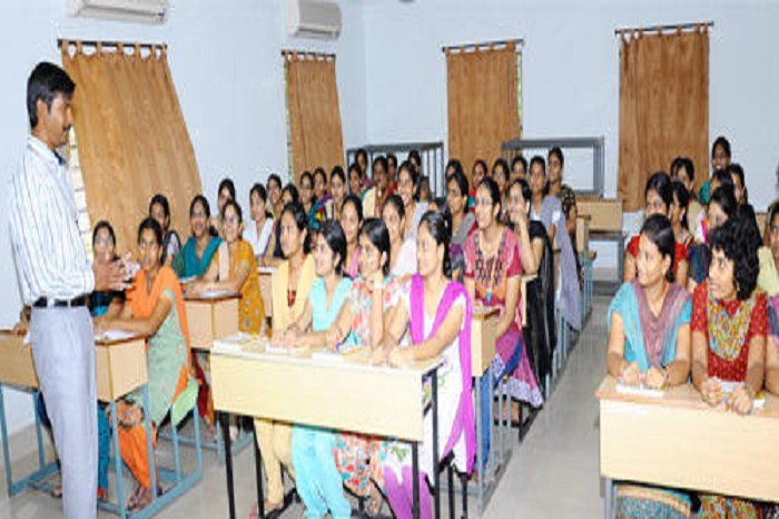 SHRI VISHNU ENGINEERING COLLEGE FOR WOMEN - BHIMAVARAM - WEST