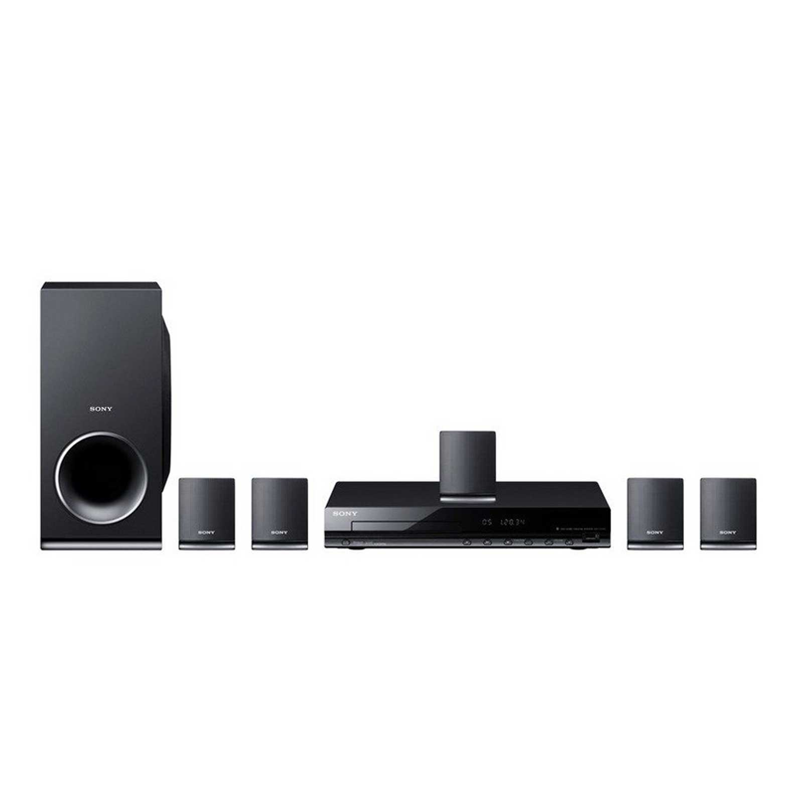 Sony home theatre model dav tz215