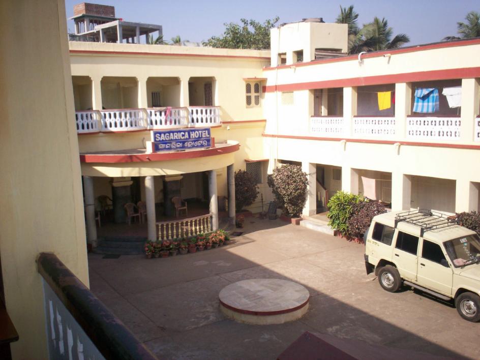 Sagarika Hotel Swargadwar Puri Image 1