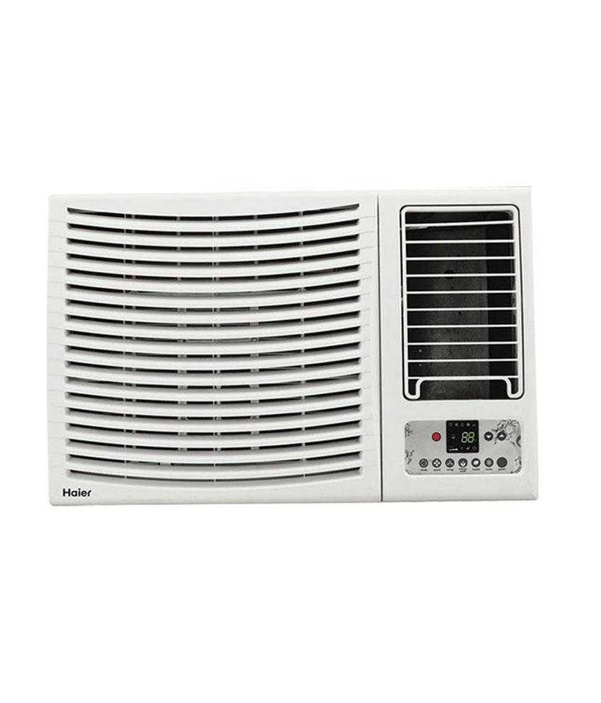 Haier hw 12ch1n 1 ton 1 star window ac photos images and for 1 ton window ac