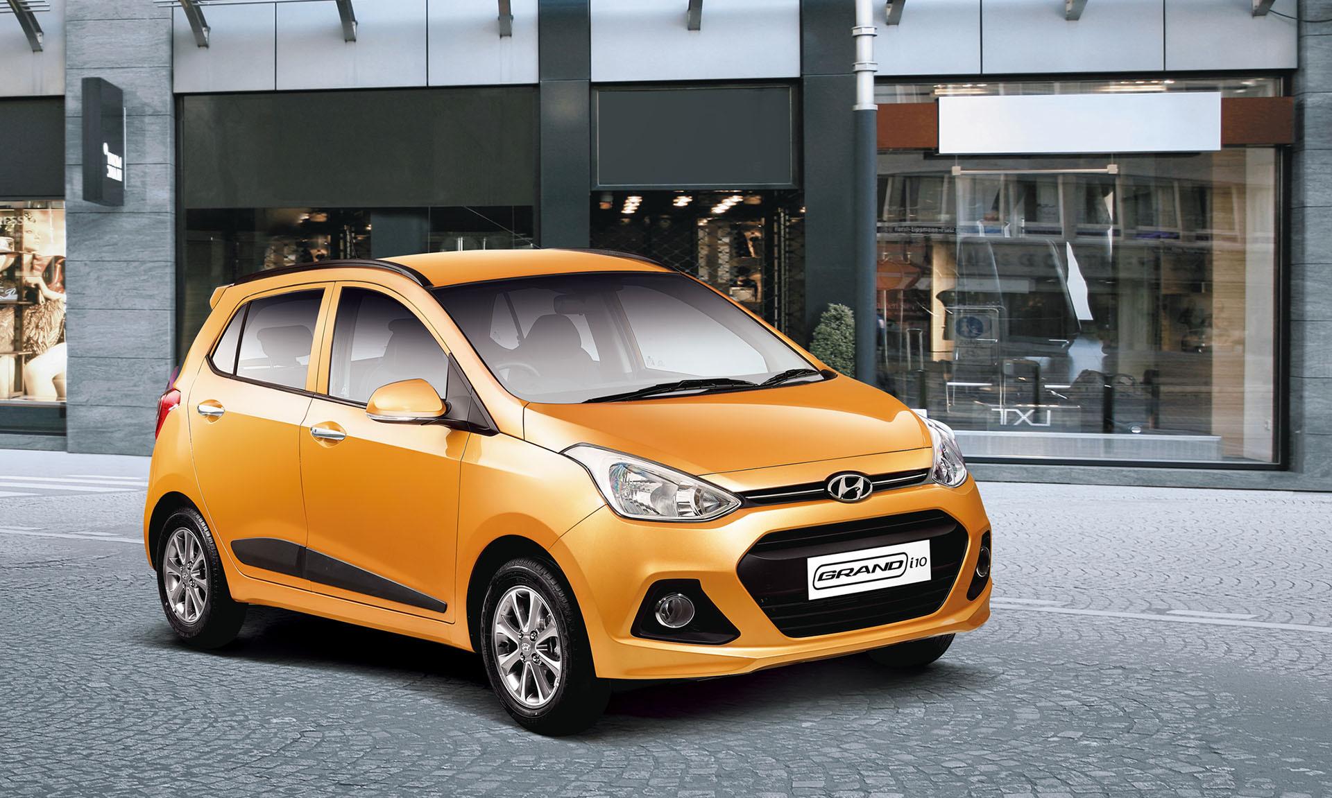 Hyundai creta price starts from 8 59 lakhs launched in india - Hyundai Grand I10 2015 Photos