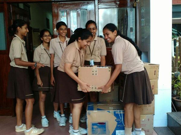 Sophia High School Palace Road Bangalore Image 2