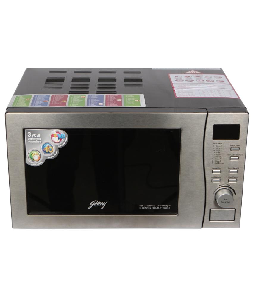 Godrej GMC 25E 09 MRGX Microwave Oven Photos