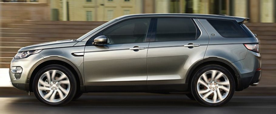 LAND ROVER DISCOVERY SPORT SE 7-SEATER Photos, Images and Wallpapers
