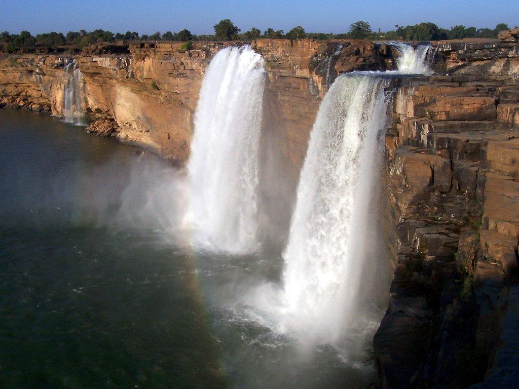 chitrakoot waterfall hd
