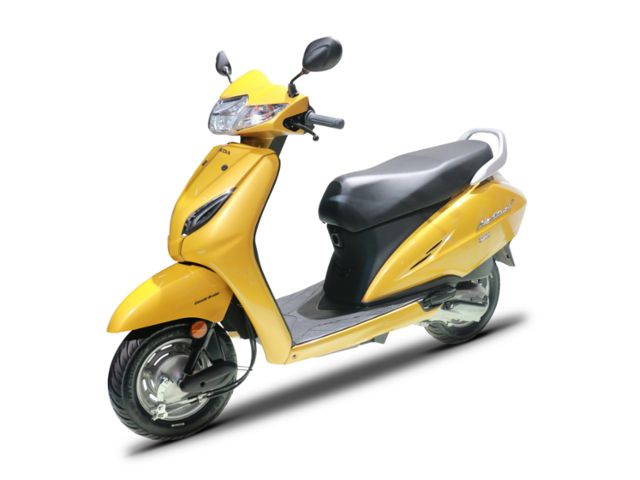 HONDA ACTIVA 5G DLX Photos, Images and Wallpapers, Colours
