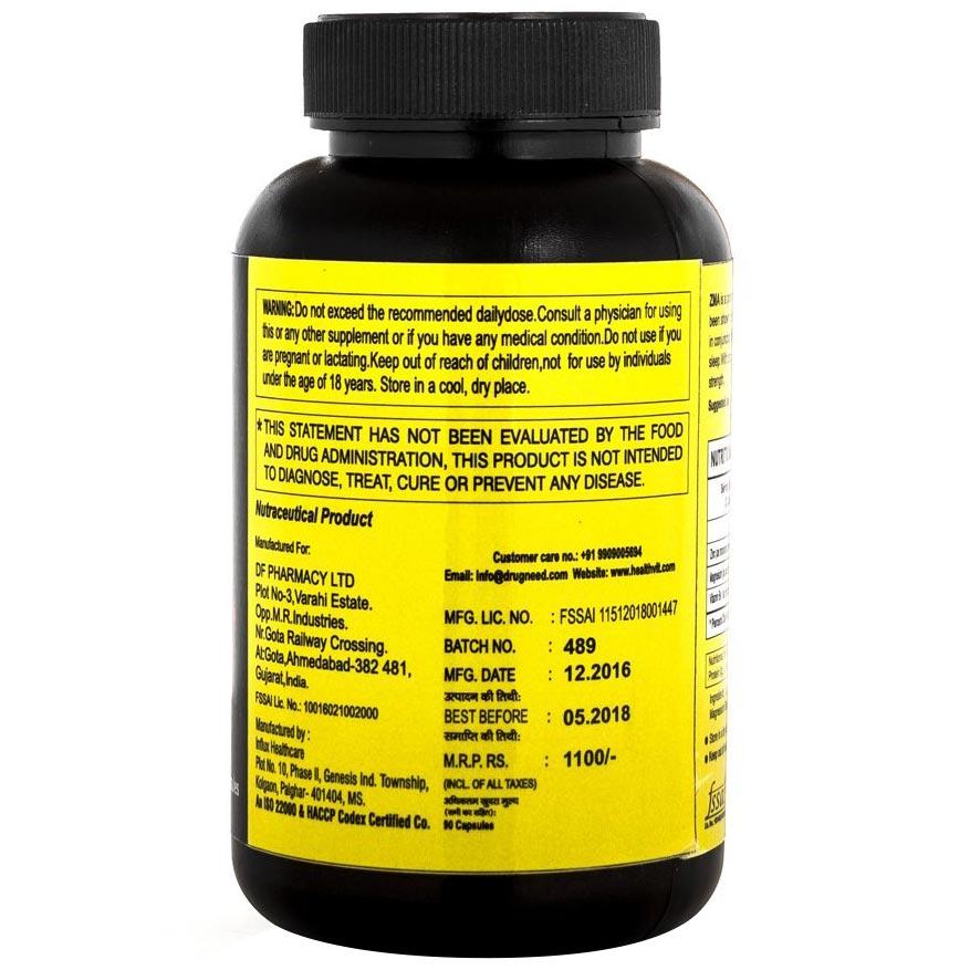 HEALTHVIT ZMA Reviews, Price, Protein Powder, Side Effects