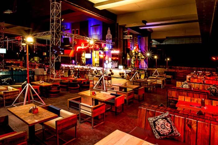 Rude lounge powai mumbai for Food 101 bar bistro