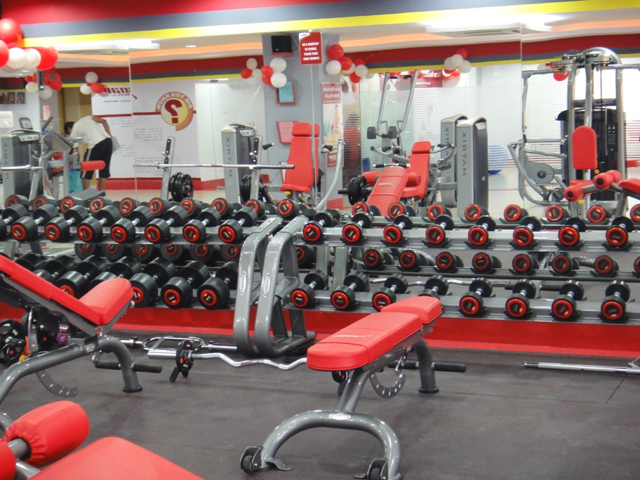 Snap fitness 24x7 hyderabad photos images and for Fitness 24 7 mobilia