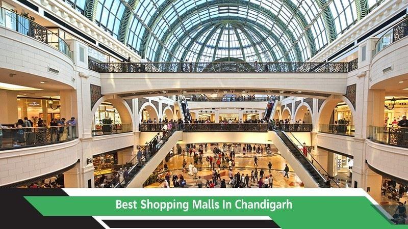 Best Shopping Malls in Chandigarh