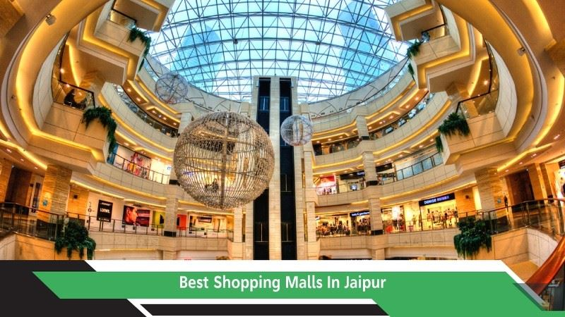 Best Shopping Malls in Jaipur