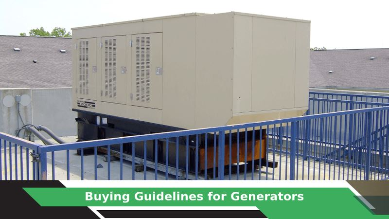How to buy Generator?