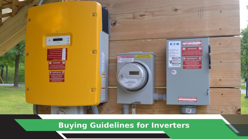 How to buy Inverter?