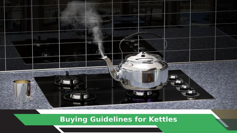 How to buy Kettle?