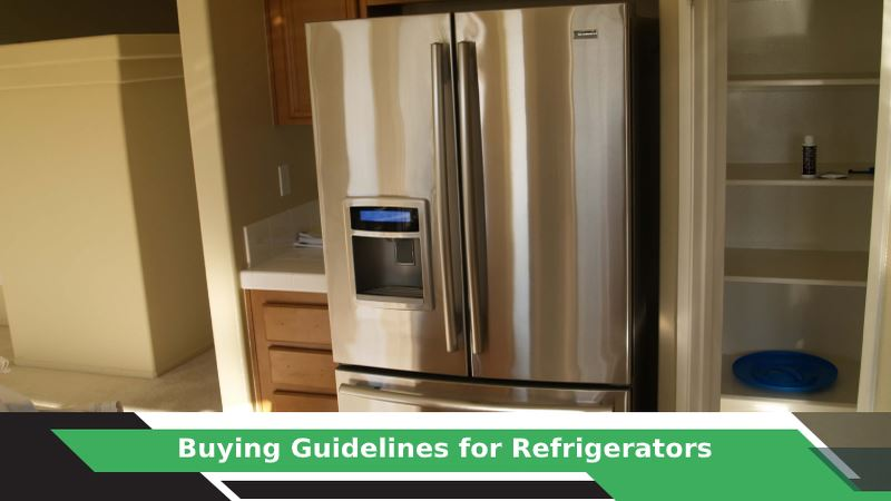 How to buy Refrigerator?