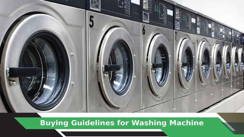 How to buy Washing Machine?