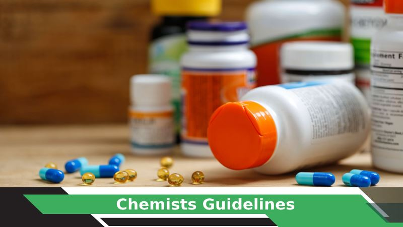 Chemists Stores Guidelines