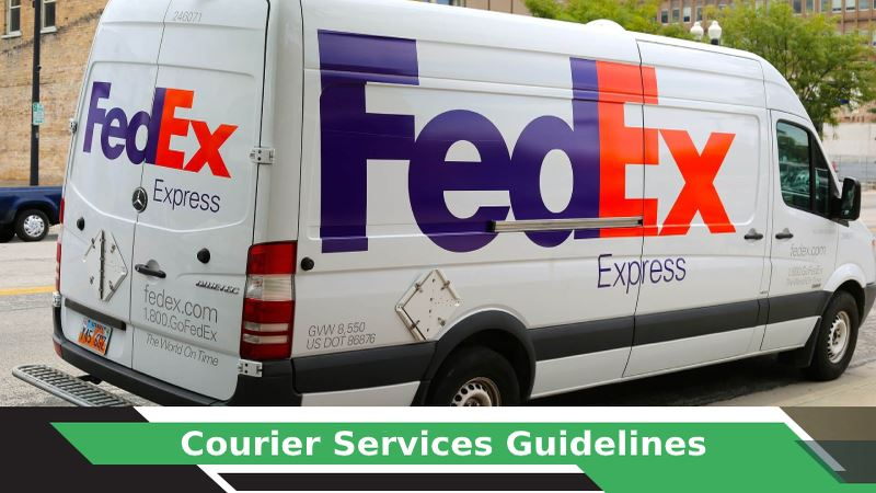 Courier Services Guidelines