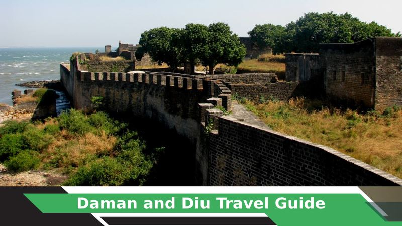 Daman and Diu Tours & Travel Guide