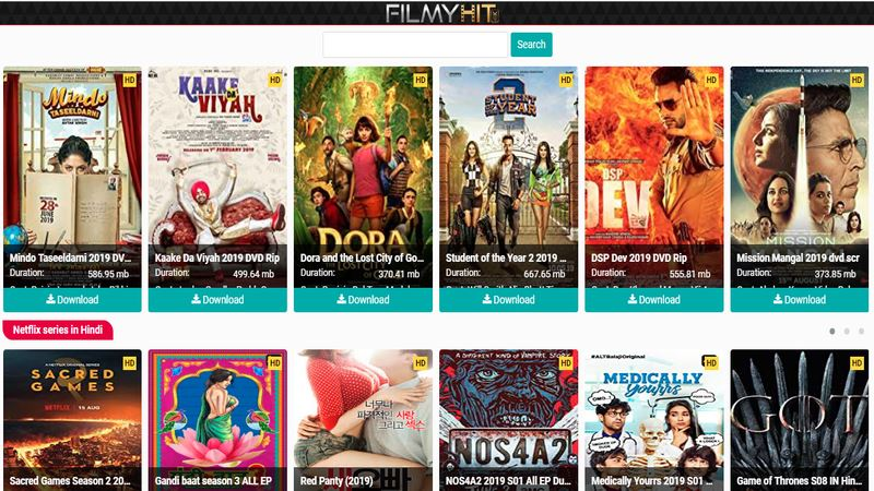 Filmyhit (Updated 2020) - Best Website to Download All Kind of Movies