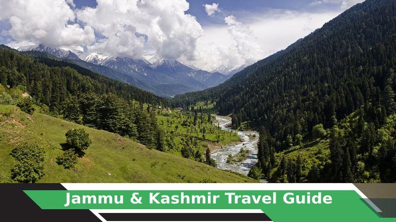 Jammu & Kashmir Tours & Travel Guide