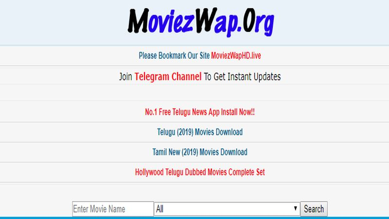 MoviezWap (Updated 2020) - Best Website to Download Movies