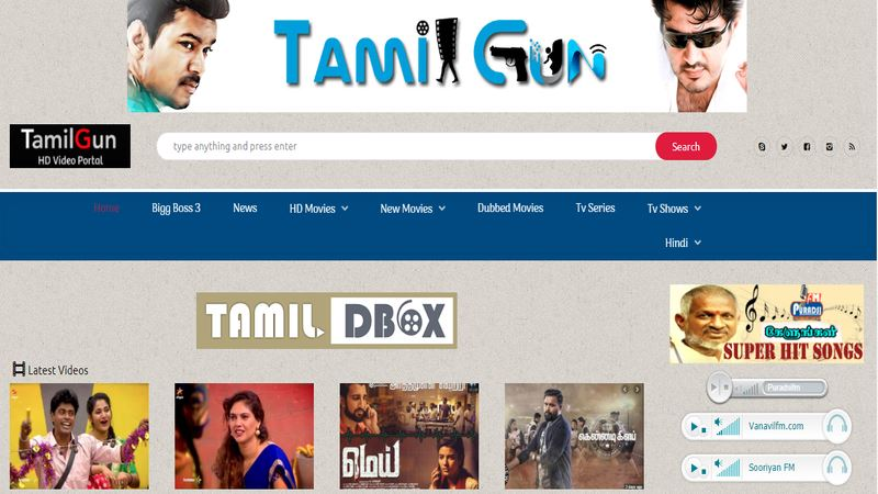 Tamilgun (Updated 2020) - Best Website to Download Tamil Movies