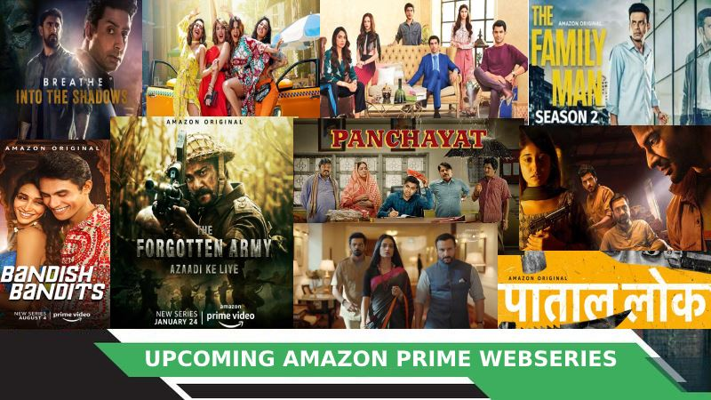 Amazon Prime Upcoming Web Series 2020