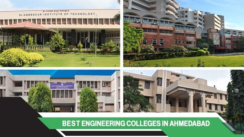 Best Engineering Colleges in Ahmedabad