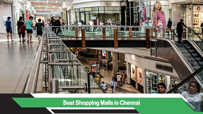 Best Shopping Malls in Chennai