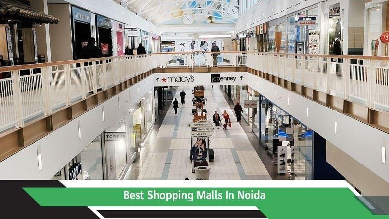 Best Shopping Malls in Noida