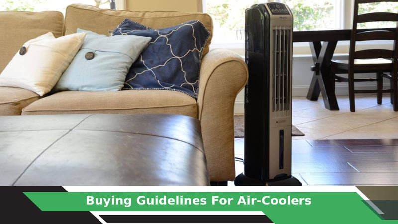 How to buy an Air Cooler ?