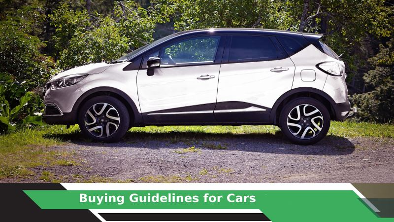 Buying Guidelines for Cars