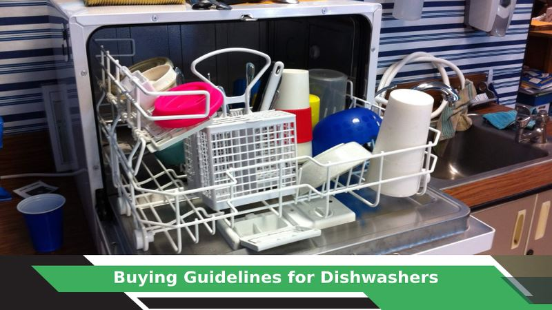 How to buy Dishwashers?