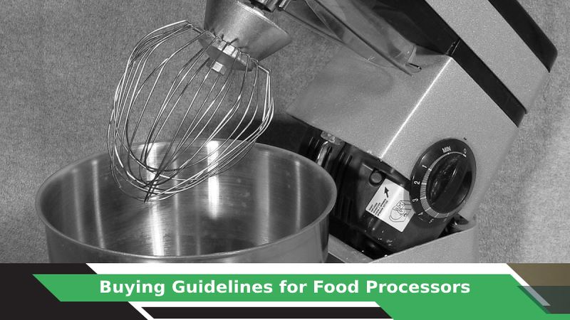 How to buy Food Processor?