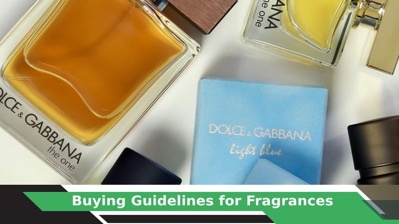 How to Buy the right Fragrance
