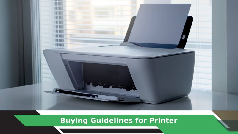How to buy a Printer?