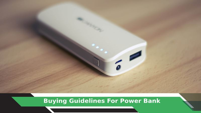 How to buy a Power Bank?