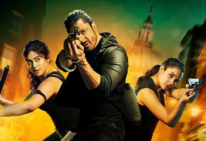 News: Commando 3 full movie leaked online by Tamilrockers