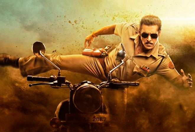 News: Dabangg 3 full movie leaked online by Tamilrockers