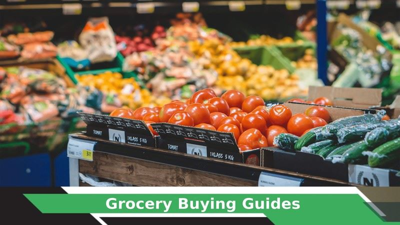 Grocery Buying Guide