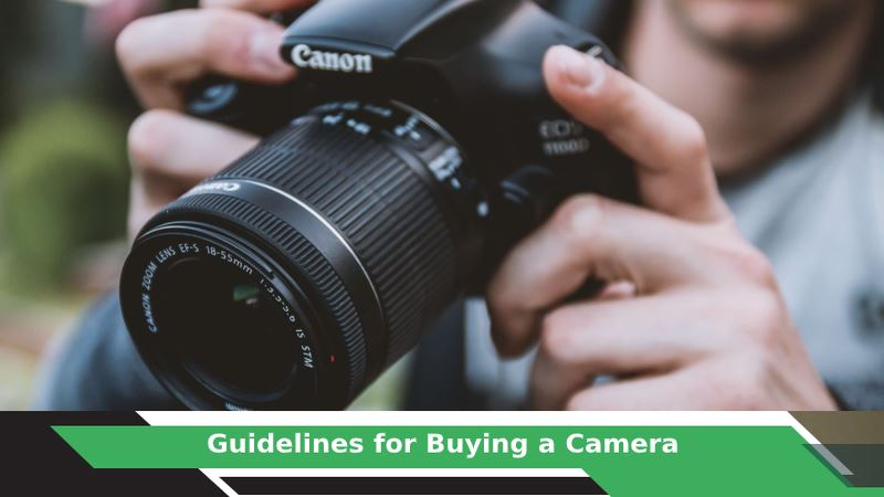 How to buy a Digital Camera ?