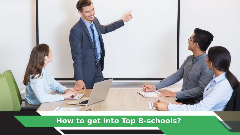 How to Get into a Top Business School?