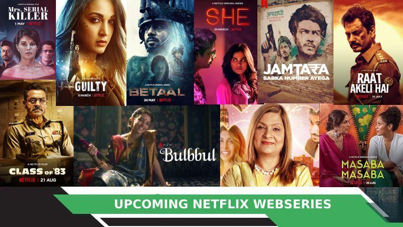 Netflix Upcoming Web Series 2020