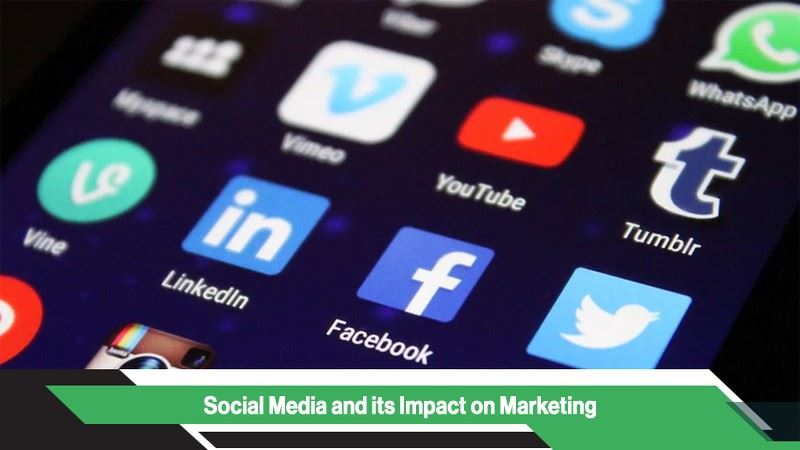 Social Media and its impact on Marketing