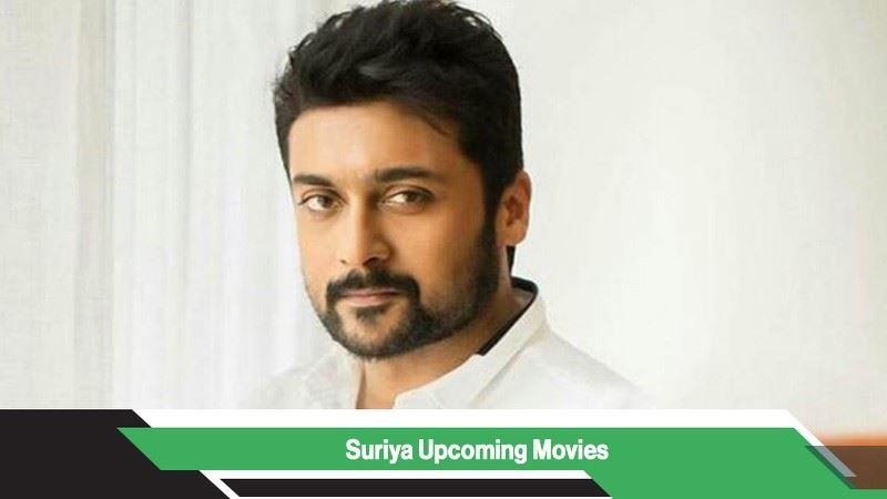 Suriya Upcoming Movies