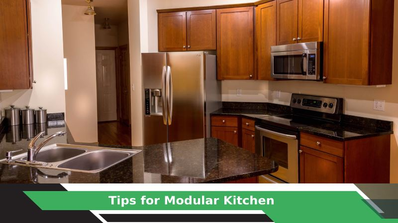 Tips for Modular Kitchen